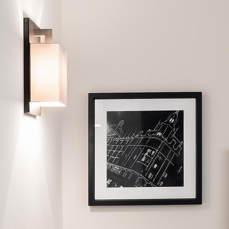Die klassische Wandlampe COCONETTE von Contardi
